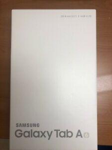 Tablet Galaxy Tab A (2016) (10.1, LTE) BIANCO 16gb SM-T585-MAI APERTO -NUOVO