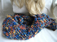 Hand-knitted Scarf  – Ref 1287