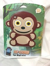 New In Box-iConnect by Lifeworks-Kid Covers(Monkey Design)for iPad Mini