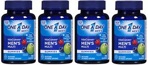 One A Day Men's Vitacraves, 70 Count (4 Pack)
