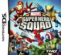 Marvel Super Hero Squad - Nintendo DS Game - Game Only
