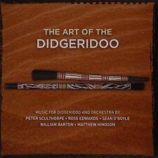 Art Of The Didgerido - Art of the Didgeridoo: Music for Didgeridoo & Orch [New C