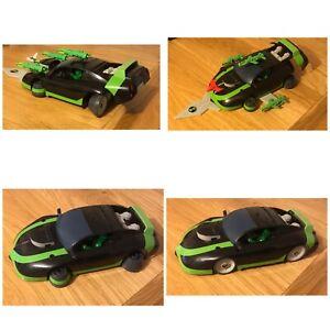 Ben 10 Ultimate Alien Ben's Mark 10 Ultimate Car Bandai Toy Original Free Post