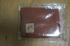 Club Nintendo  3DS Pouch Official Mario red kinchaku Limited Edition Drawstring