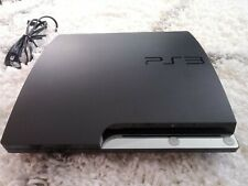 Sony PlayStation 3 Slim 160GB Charcoal Black Console