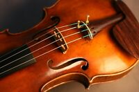 FINE OLD ANTIQUE FRENCH 18TH CENTURY VIOLIN BY NICOLAS AUGUSTIN CHAPPUY, 1766.
