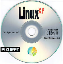 "Linux XP, Replace Windows XP, Software,""Start Button included,Tons of software"