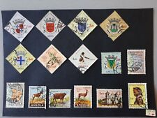 timbres colonies Portugale : Angola 1960 - 1965