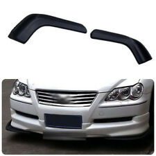 Car Bumper Spoiler Twist AntiScratch Splitter Diffuser ABS Front Shovel Practica
