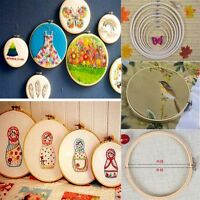 Cross Stitch Embroidery Hoop Ring Tool Sewing Accessories DIY Art Craft