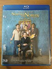 Nosotros los Nobles Original Mexico HD Blu Ray Karla Souza