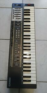 casio mt-100 vintage keyboard with graphic equalizer