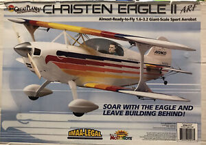 Great Planes 1/3 scale Christen Eagle II ARF (GPMA1217)