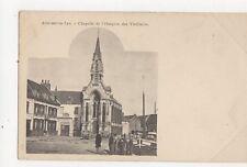 Aire Sur La Lys Chapelle de l'Hospice des Vieillards France U/B Postcard 321a