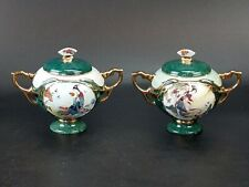 More details for  ardleigh elliott porcelain music box pair beauties of the red mansion