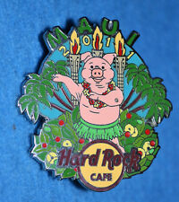 HARD ROCK CAFE 2011 Maui Luau Pig Pin # 64320