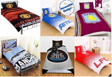 Official Football Club Single Duvet Cover/ PillowCase Quilt /Cover Bedding Set