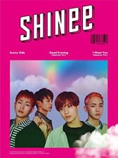 New SHINee Sunny Side Limited Edition CD DVD Photobooklet Japan UPCH-89392