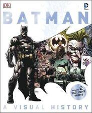 Batman a Visual History by Matthew K. Manning (Hardback, 2014)