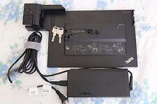 Lenovo Mini-Dock Plus Series 3 433835U USB 3.0 for ThinkPad with 170W AC Adapter