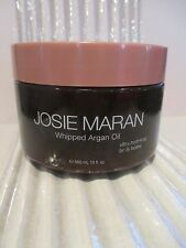 JOSIE MARAN ARGAN OIL BODY BUTTER VANILLA PEACH LIGHT BRONZE 19 OZ READ DETAILS