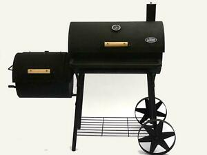 "I&O BBQ Smoker ""Cajun"" PRO"