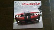 2012 Dodge Challenger - Sales Brochure