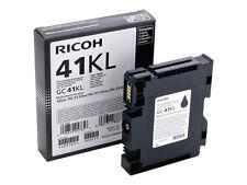 Ricoh GELJET Black Gc41kl Ink Cartridge Normal Yield 405765