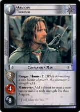 LoTR TCG The Hunters Aragorn, Thorongil FOIL 15RF9