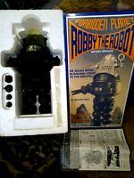 "ROBBY THE ROBOT FROM FORBIDDEN PLANET MASUDAYA 16"" TALKING FIGURE, 1983 NEW MIB"
