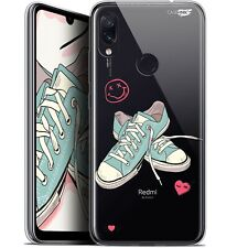 "Coque Gel Xiaomi Redmi Note 7 (6.3"") Extra Fine - Mes Sneakers d'Amour"