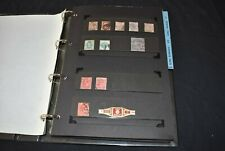 More details for great britain stamps 19th century onwards in album all pictured