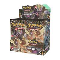 324Pcs Pokemon TCG: Sun & Moon Forbidden Light 36 Booster Packs Sealed Box