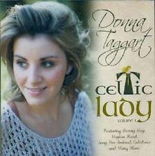 DONNA TAGGART CELTIC LADY VOLUME 1 CD ALBUM