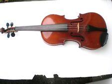 A Fine Antique Wilhelm Duerer Stradivarius 1909 Violin William Lewis & Son