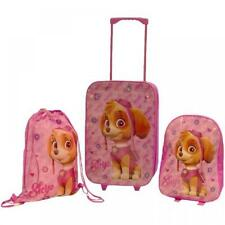 Girls Soft Waterproof Travel Backpacks & Rucksacks