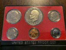 1973-S Proof Set United States US Mint ke Silver Dollar $