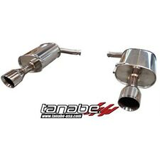 Tanabe Medalion Touring Axle-Back Exhaust 2011-13 G25 G35 G37 Sedan T70130A