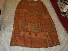 Petite Sophisticate ladies gold wrap skirt new with tags size 6