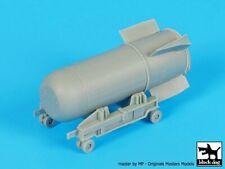 Black Dog 1/72 Mark 53 / B53 Atomic Nuclear Bomb on Trolley (Cold War) A72035