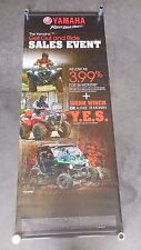Yamaha Grizzly EPS Kodiak 700 Wolverine Dealer Exclusive Banner