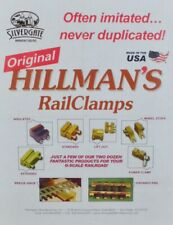 HILLMAN RAIL CLAMPS / (10) STANDARD RAIL CLAMPS
