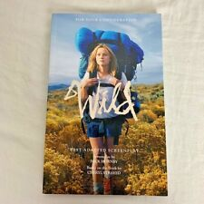 WILD- FYC Screenplay by Nick Hornby for 2014 Reese Witherspoon Film (BRAND NEW)