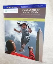 Foundations of social policy Social Justice in Human Perspective fourth edition