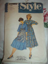 Dresses 1980s Collectable Sewing Patterns