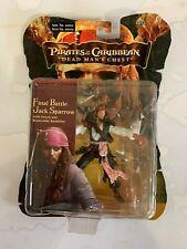 Zizzle Pirates of the Caribbean Final Battle Jack Sparrow Smart Figure Toy