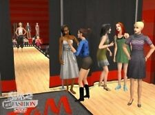 EA GAMES THE SIMS2 SIMS 2 H&M FASHION STUFF USED