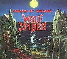 Wolf Spider - Kingdom Of Paranoia [Bonus Tracks] [Digipak] * New Cd