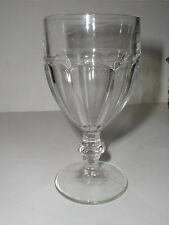 Libbey GIBRALTAR Duratuff Clear 11.5 oz Water Goblet/s (loc-bas-lst-rw