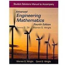 Advanced Engineering Mathematics by Warren S. Wright (2010, Paperback,...